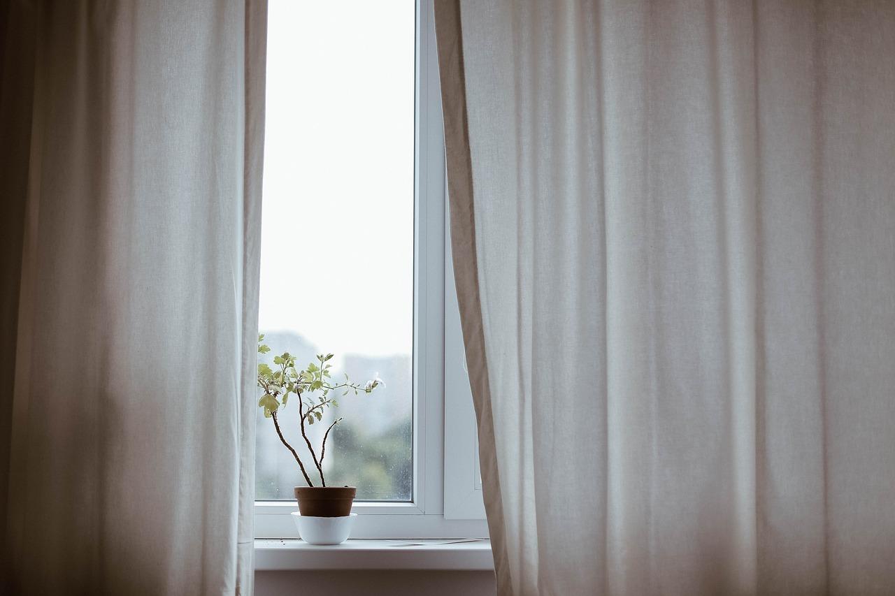 Fenster-Deko: Vorhang selber nähen?