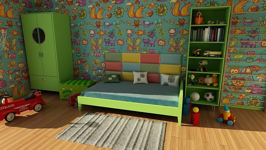 Einrichtungsideen fürs Kinderzimmer