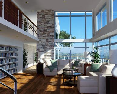 Moderne designh user anspruchsvolles wohnen auf h chstem for Designobjekte wohnen