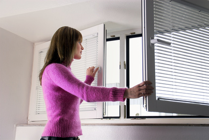 Artikelgebend ist der Licht- und Einbruchschutz für das Heim.