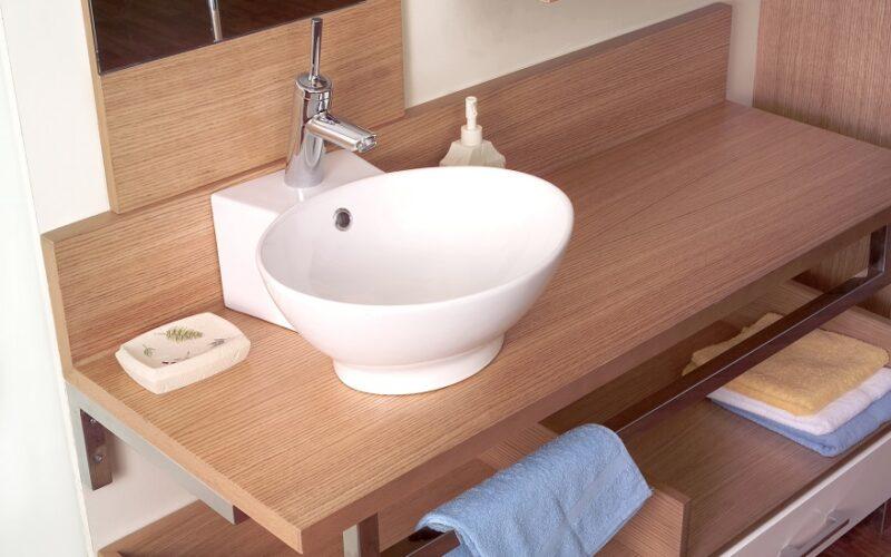 Wichtige Punke für die Verwendung von Holz im Bad