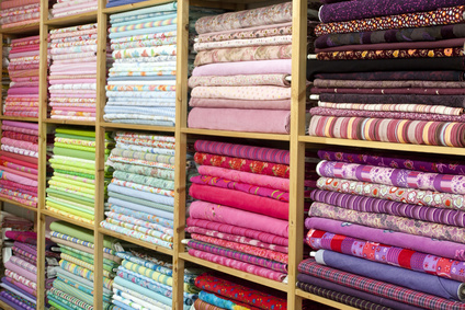 Textilien verändern den Wohnraum