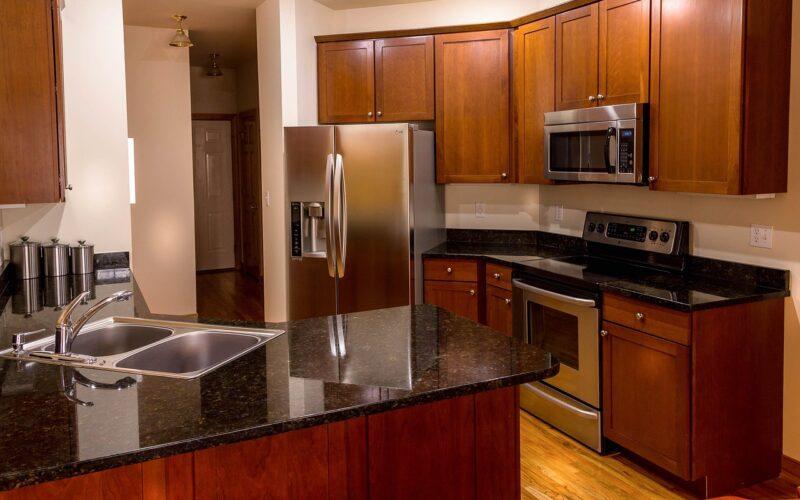Im Trend: Industrieküchen für Privathaushalte