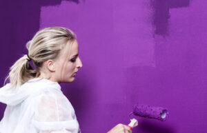 Farben in der wohnung mein wohnparadies for Wandfarbe lila wirkung