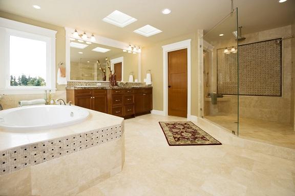 So wird Ihr neues Badezimmer zu einer Wohlfühloase