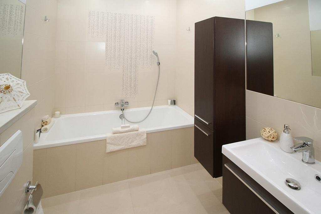 Das Bad – der Spa-Bereich für zu Hause