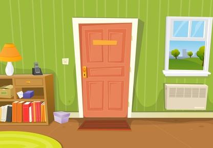 t ren weisen den weg nach innen und au en. Black Bedroom Furniture Sets. Home Design Ideas