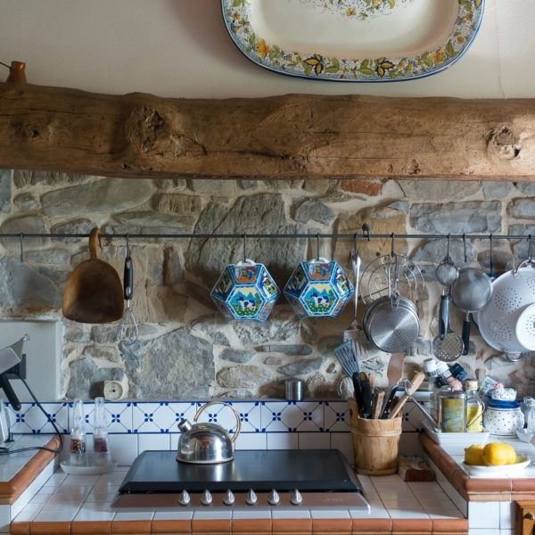 Auf das Ambiente kommt es an – italienisch kochen mit Stil