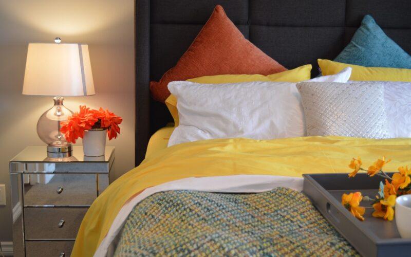 Das Schlafzimmer einrichten – 5 Tipps für schöne Nächte
