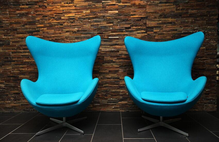 Einfach zum Hinsetzen: Die Sessel- und Stuhltrends 2018